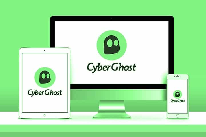 CyberGhost VPN - movierulz.vpn